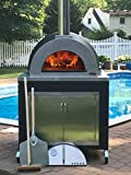 ilFornino ELITE PLUS GENERATION III – WOOD FIRED PIZZA OVEN – CABINET BLACK Review