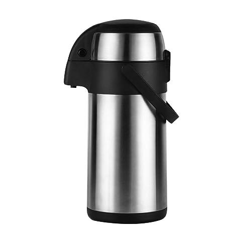Amazon.com: LLCOFFGA Termo de jarra de café, 24 horas de ...