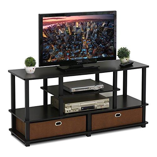 FURINNO JAYA TV Stand, Black
