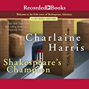 Shakespeare's Champion: Lily Bard Mysteries, Book 2 | Charlaine Harris