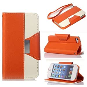 iphone 4 case,cases for iphone 4s, iphone 4 case, Gotida 4S-G010 Wallet Leather Carrying Case Cover With Credit ID Card Slots/ Money Pockets For iPhone 4/4S, iphone 4s cases, iphone 4 leather case