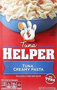 Amazon Com Tuna Helper Creamy Pasta 5 5 Ounce Boxes