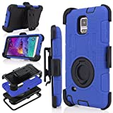 Samsung Galaxy Note 4 Case, Jwest Full-body Protective - Best Reviews Guide