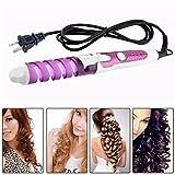 Creazy Hair Tool Electric Magic Hair Styler Spiral Hair Curler Roller Curling Iron Wand