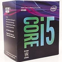 Intel Core i5-8500 Desktop Processor 6 Core up to 4.1GHz Turbo LGA1151 300 Series 65W BX80684i58500