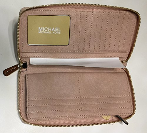 Michael-Kors-Jet-Set-Travel-Item-Continental-Clutch-Wallet-Wristlet