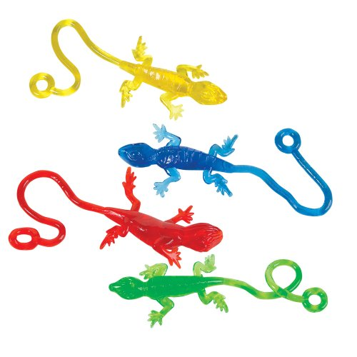 Leaping Sticky Lizards (1 dz)