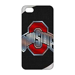 Freedom ohio state buckeyes 3D Phone Case for Iphone 5S
