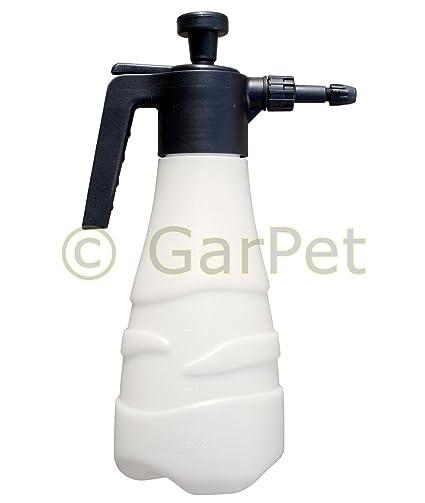 Drucksprüher Pumpsprüher Sprühflasche Drucksprühgerät Sprüher aus Kunststoff 2L