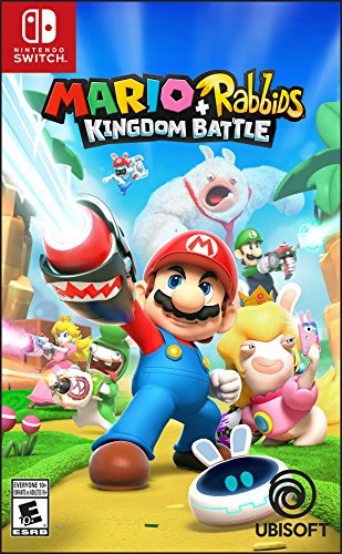 Mario   Rabbids Kingdom Battle - Switch