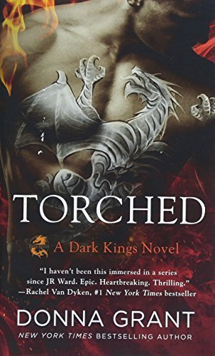 Torched: A Dark Kings Novel (Best Paranormal Romance Novels)