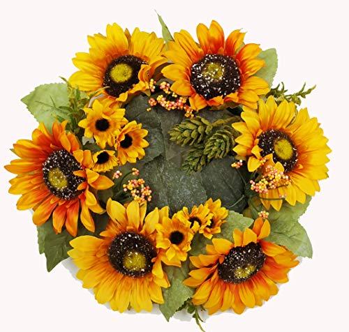 ES ESSENTIALS Fall Autumn Sunflower Hop 12