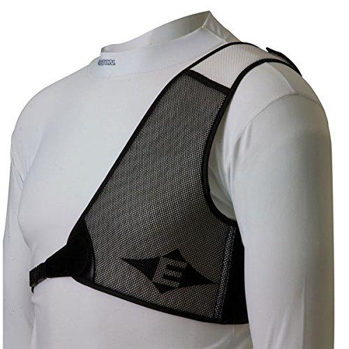 Easton Diamond Chest Guard RH White/Black Large - 216774SL