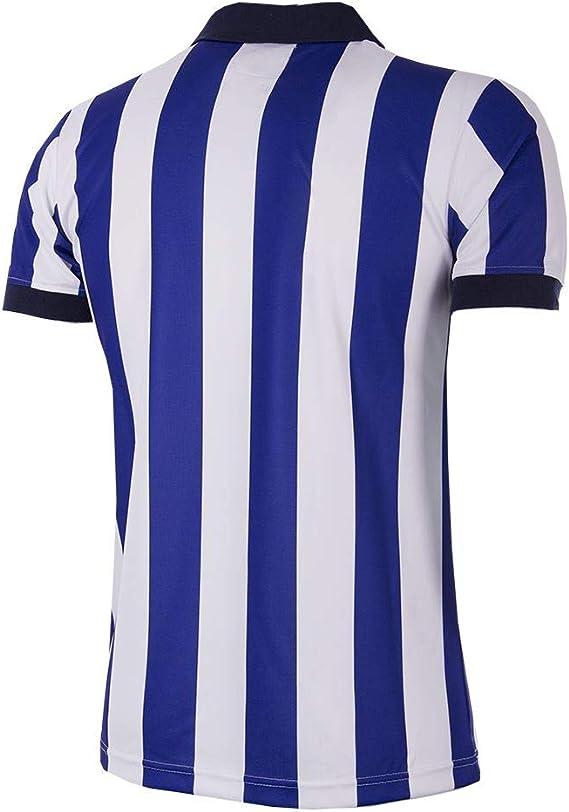 Camiseta Retro con Cuello de f/útbol Copa FC Porto 2002 Retro Football Shirt Hombre