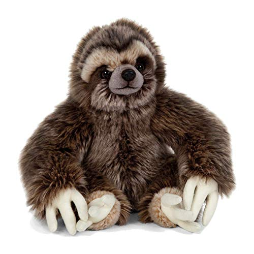 Living Nature Soft Toy – Sloth (13cm)