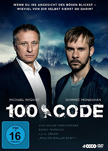 100 Code - 4-DVD Box Set ( The Hundred Code ) [ NON-USA FORMAT, PAL, Reg.2 Import - Germany ]
