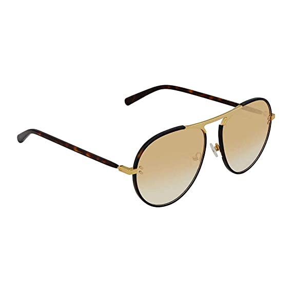 1d2df5b870 Sunglasses Stella McCartney SC 0133 S- 002 HAVANA/ORANGE: Amazon.co ...