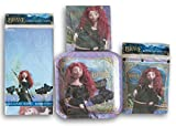Disney Princess Brave Merida Birthday Party Set - Plates, Napkins, Tablecover, Banner