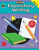 Expository Writing, Grades 6-8, Michael Levin, 1576909956