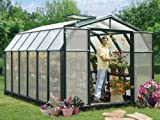 Rion Hobby Gardener Greenhouse 8'6″ X 16'8″ For Sale