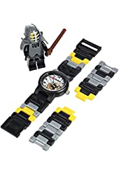 LEGO 9004940 Ninjago Kendo Cole Kids' Watch