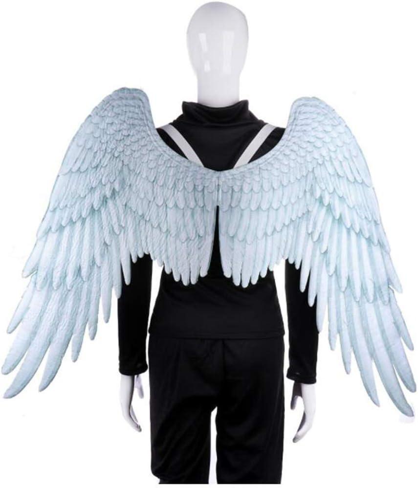 ABCDE Tela no Tejida Grandes alas de ángel Carnaval de Halloween ...