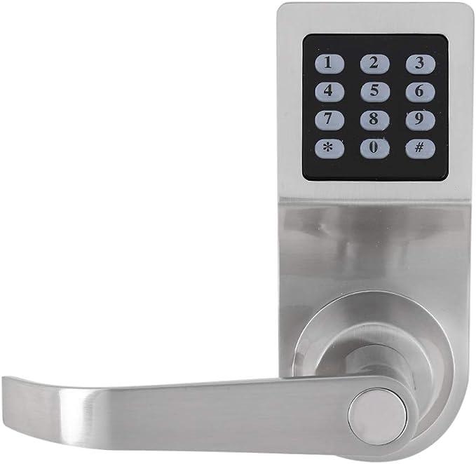CFIEX 109059 Cerradura de la puerta Extel Weca Ser R1 Gris