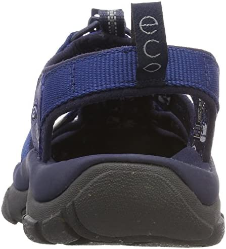 (KEEN) ニューポート NEWPORT ECO M-DRESS BLUES/FLANNEL GREY 1018800 メンズ [並行輸入品]