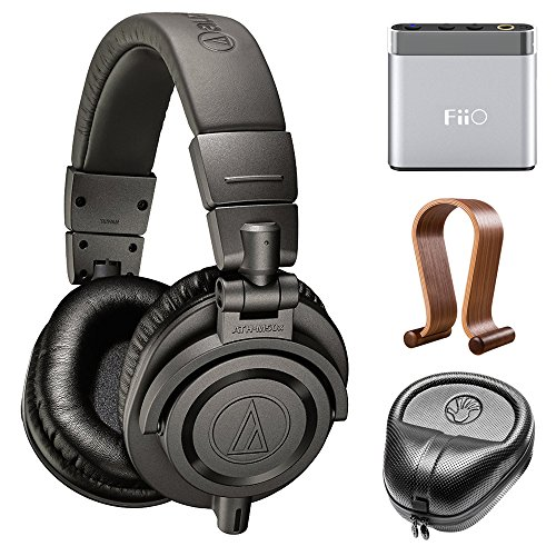 audio-technica-limited-edition-professional-studio-monitor-headphones-matte-gray-w-amplifier-bundle-