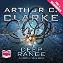The Deep Range Audiobook by Arthur C. Clarke Narrated by Mike Grady