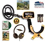 Garrett ACE 250 with Water-Proof Searchcoil and Headphones