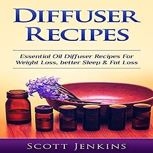 Diffuser Recipes Audiobook