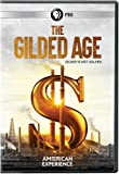 American Experience: The Gilded Age DVD