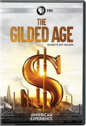 Amazon Com American Experience The Gilded Age Dvd N A Movies Tv