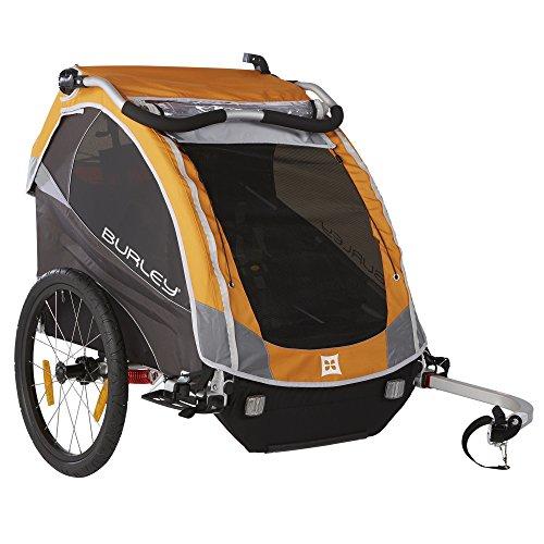 Burley Bike Trailer And Jogging Stroller - 1