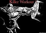 Image de Scheda Allenamento Massa muscolare: Killer Workout! (Italian Edition)