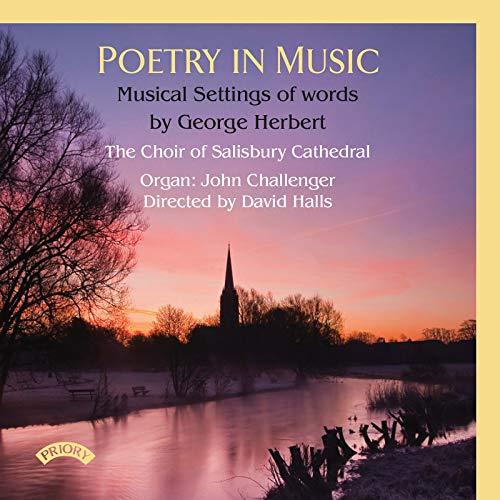 - Poetry in Music: Musical Settings of Words by George Herbert