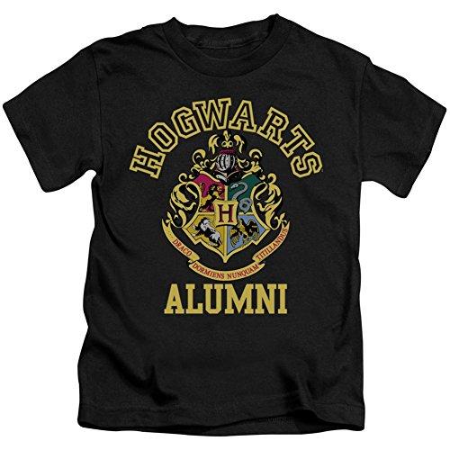 Juvenile: Harry Potter- Hogwarts Alumni Kids T-Shirt Size 5/6 (Alumni Tee)