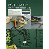 Clairefontaine Pastelmat Pad Cool Shades 360g 18x24cm 12 sheets