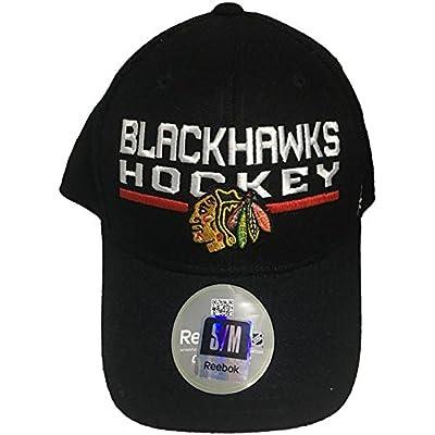 Chicago Blackhawks Reebok Center Ice Collection Structured Hat