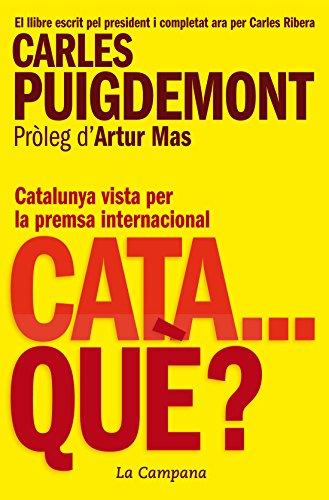 Cata…què? (Catalan Edition)