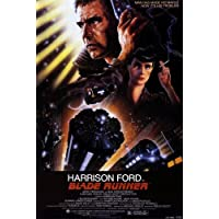 Blade Runner Harrison Ford Movie Poster