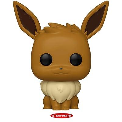 Funko POP! Games: Pokemon - 10 Eevee (Target Exclusive): Toys & Games