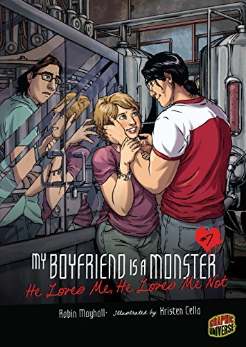 He Loves Me, He Loves Me Not: Book 7 (My Boyfriend Is a Monster)