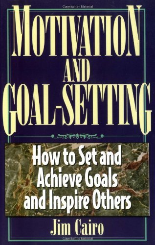 Motivation Goal Setting Goal Setting ebook product image