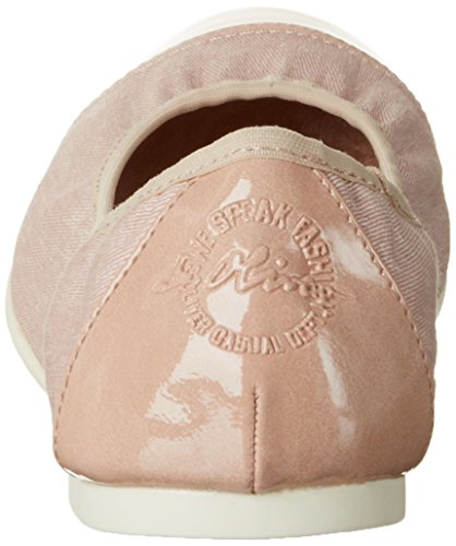 592 Ballerine Donna Comb Rose Rosa Oliver s 22118 6Zf0Bx