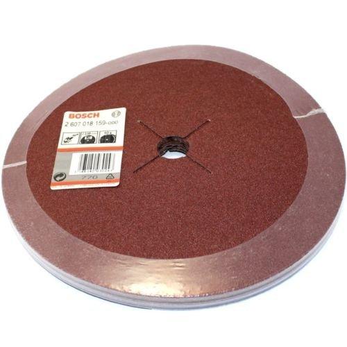 10 Bosch fibra dischi abrasivi 235 mm 80 g per smerigliatrice angolare 230 mm/9 –  Germany