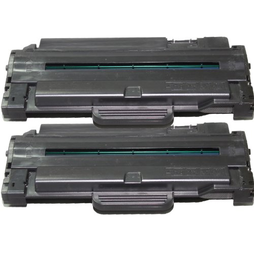 Nice 2 Inktoneram® Replacement toner cartridges for Samsung D105L replacement for Samsung MLT-D105L High Yield Toner Cartridge SCX-4600 SCX-4623F SCX-4623FN SF-650 SF-650P ML-1910 ML-1915 ML-2525 ML-2525W ML-2580N free shipping