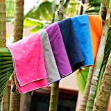 Syourself Microfiber Sports & Travel Towel with