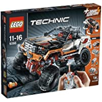 Lego Technic - 9398 - Jeu de Construction - Le 4 x 4 Crawler